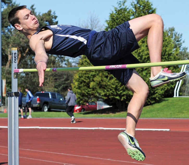 Track Winner: Track And Field Results