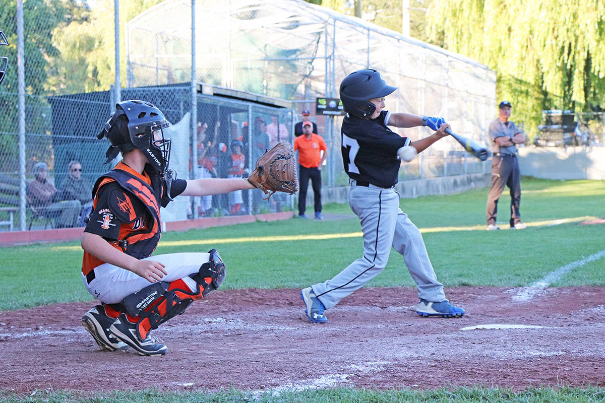 Little League baseball in the spotlight at National in