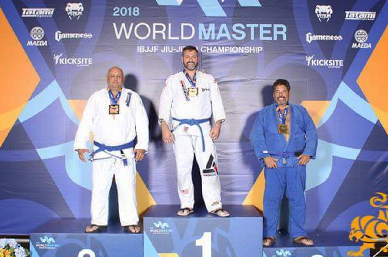 Victoria man brings home international Brazilian jiu-jitsu gold