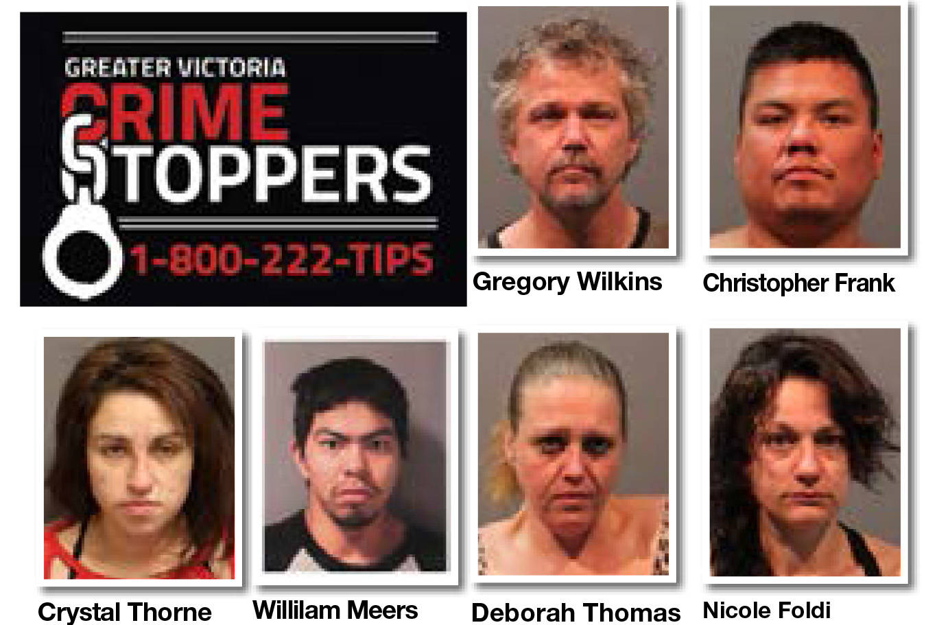 Ottawa Crime Stoppers Most Wanted
