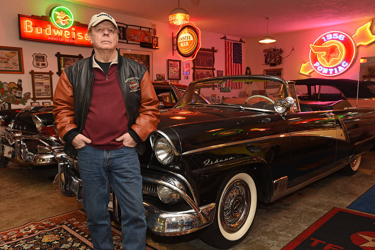 in love with classic cars – victoria news