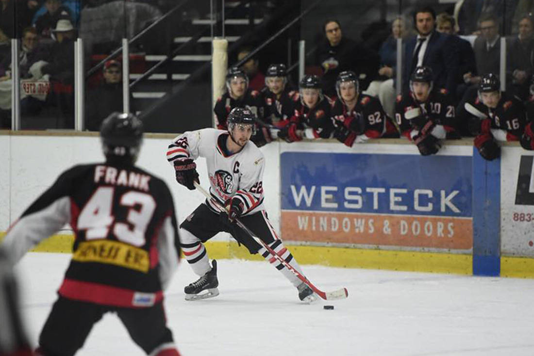 Saanich looks for financial assist to improve hockey arena