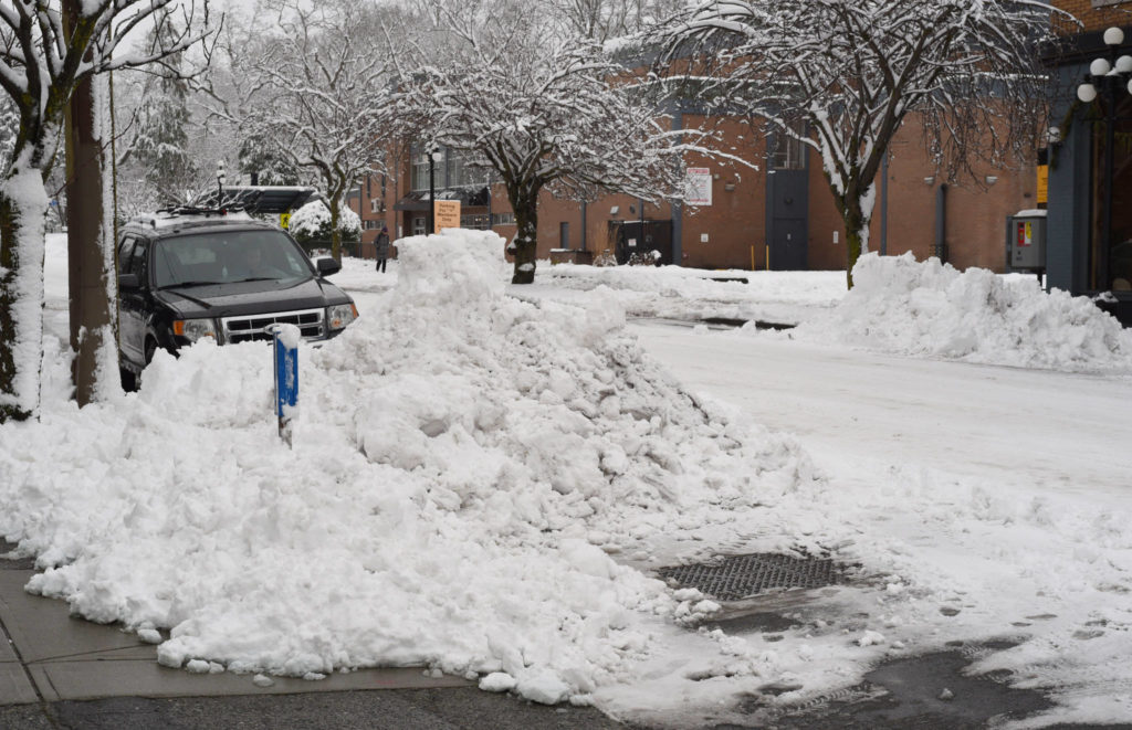 EDITORIAL: Winter weather poses a challenge – Victoria News