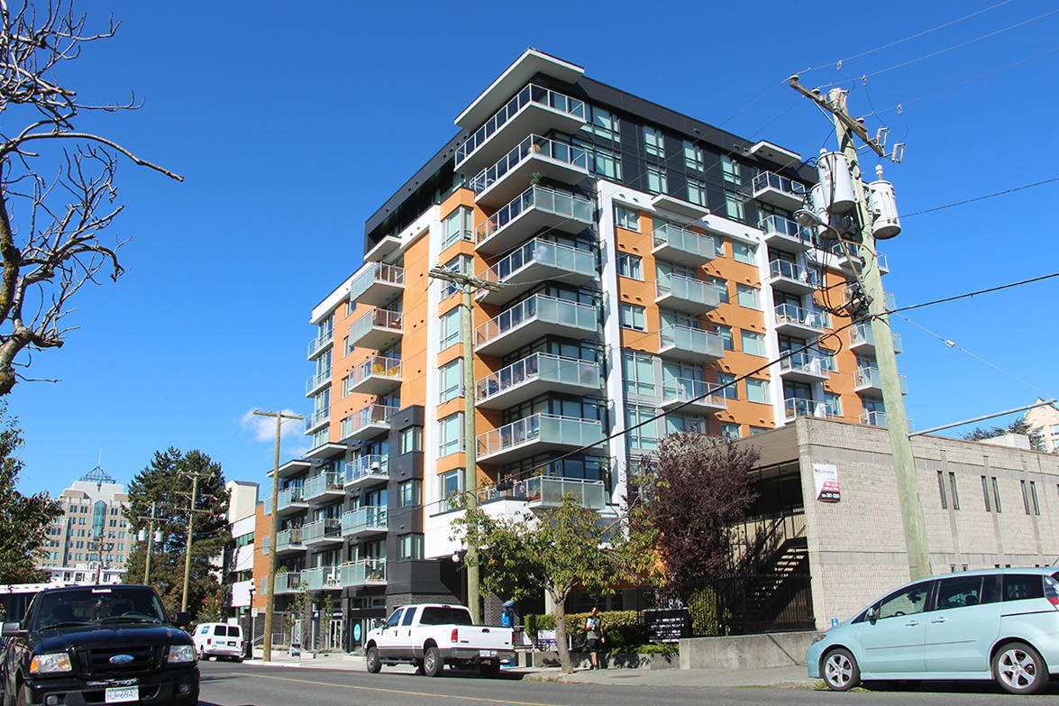 Victoria and the province disagree on proposed condo Airbnb