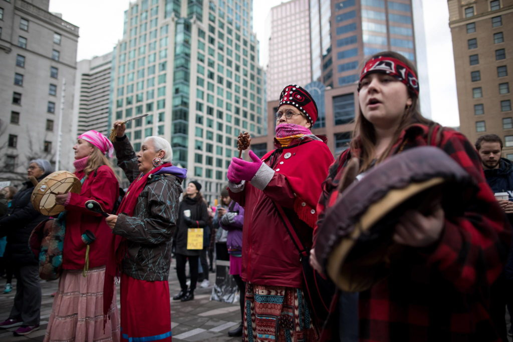 Report about violence against Downtown Eastside women calls