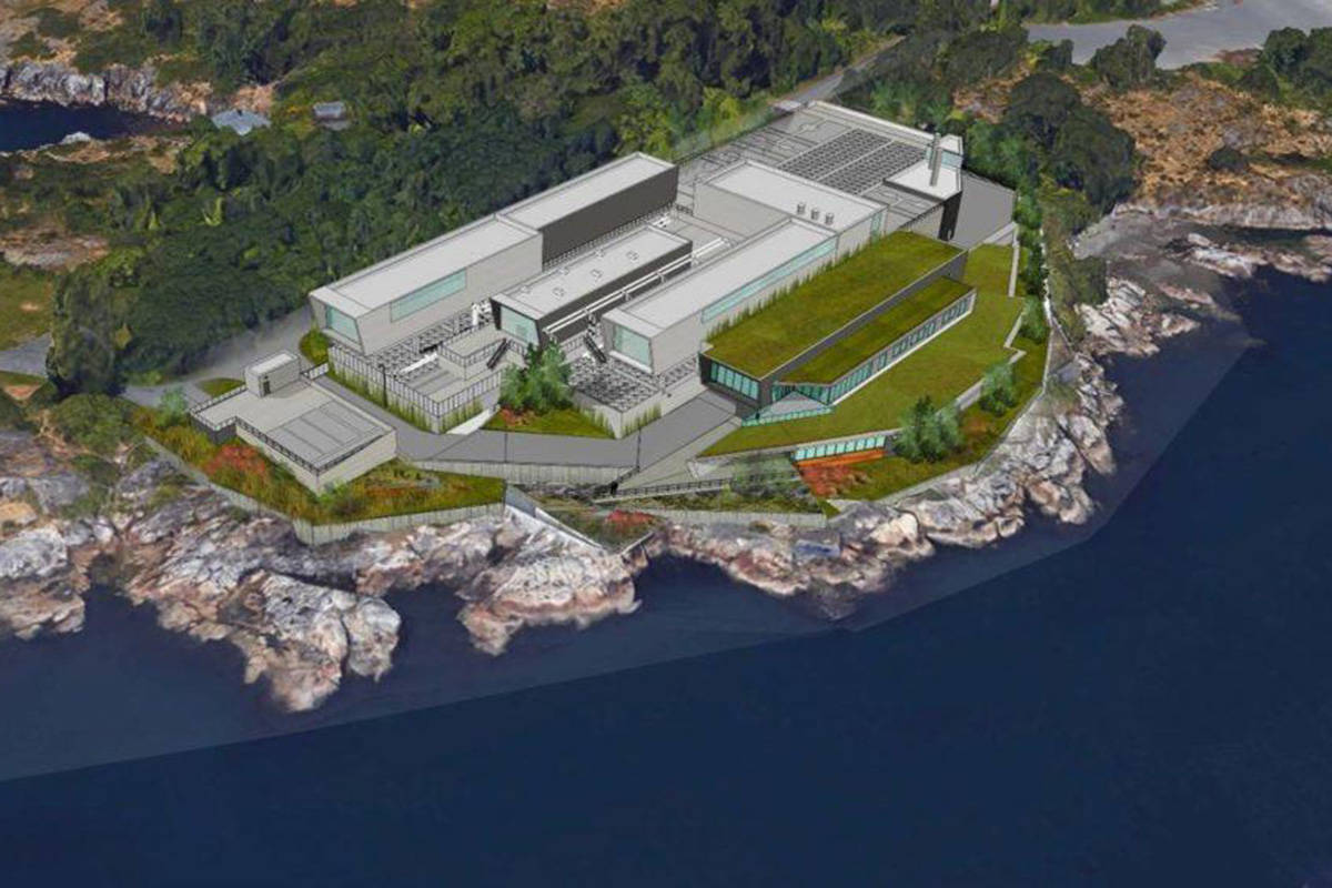 Wastewater treatment facility projected to be $10 million