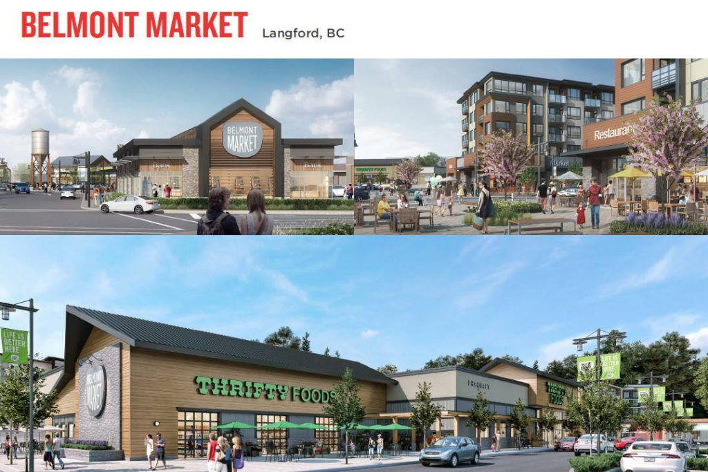 Thrifty Foods throws open its doors in the new Belmont