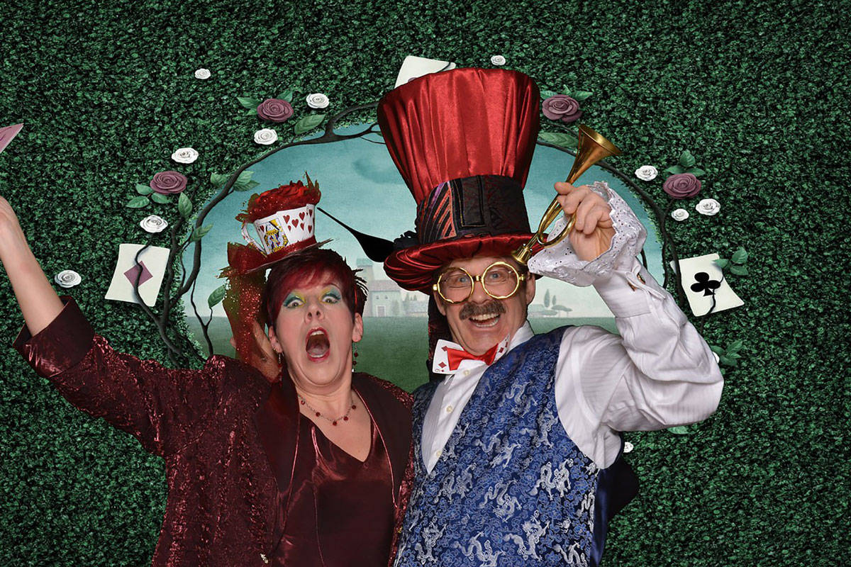 Mad Hatter's Ball offers laughs in support of Boys and Girls Club