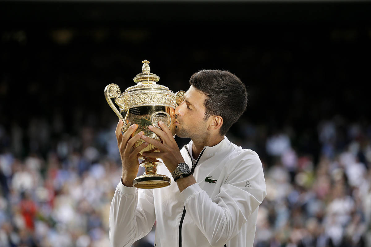 Djokovic Edges Federer In 5 Sets For 5th Wimbledon Trophy Victoria News