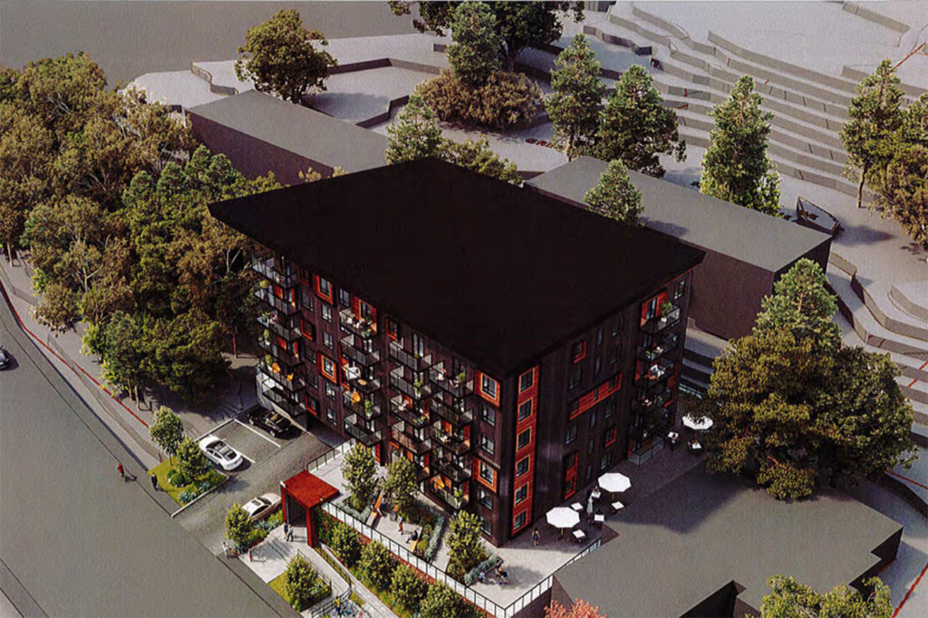 Esquimalt gives six-storey rental complex the green light