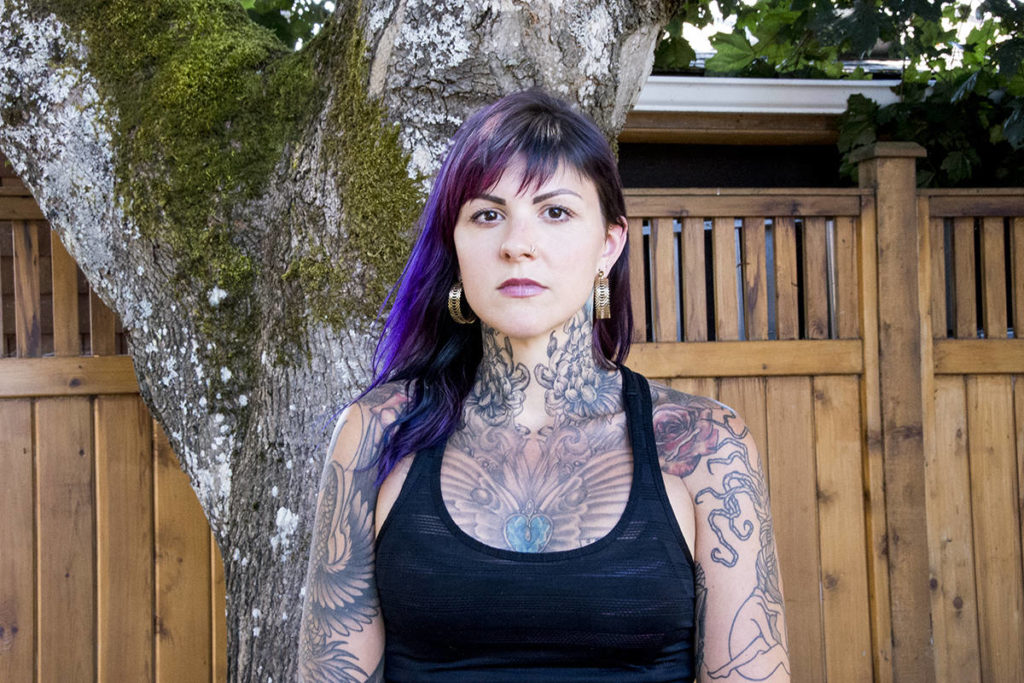'Listen to your body:' Saanich woman fights to have breast implants removed