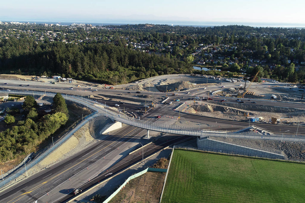 Province rejects criticism from Saanich councillor over McKenzie Interchange