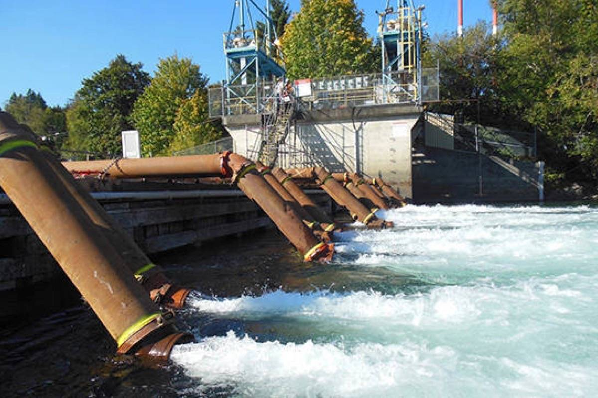 Drought to force water pumping into Cowichan River starting