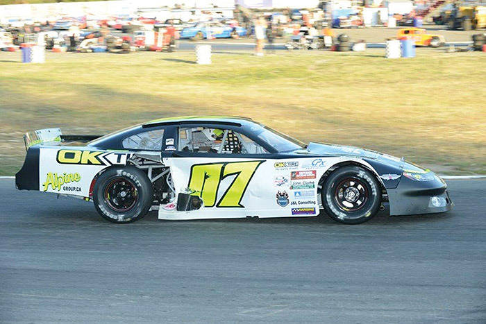 Race cars to cruise through Langford on Canada 200 weekend