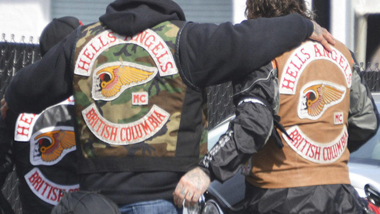 Hells Angels, strippers partied at B C  community centre