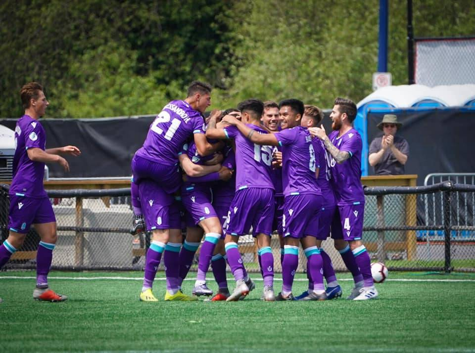 Pacific FC eyes third place in Wednesday night game