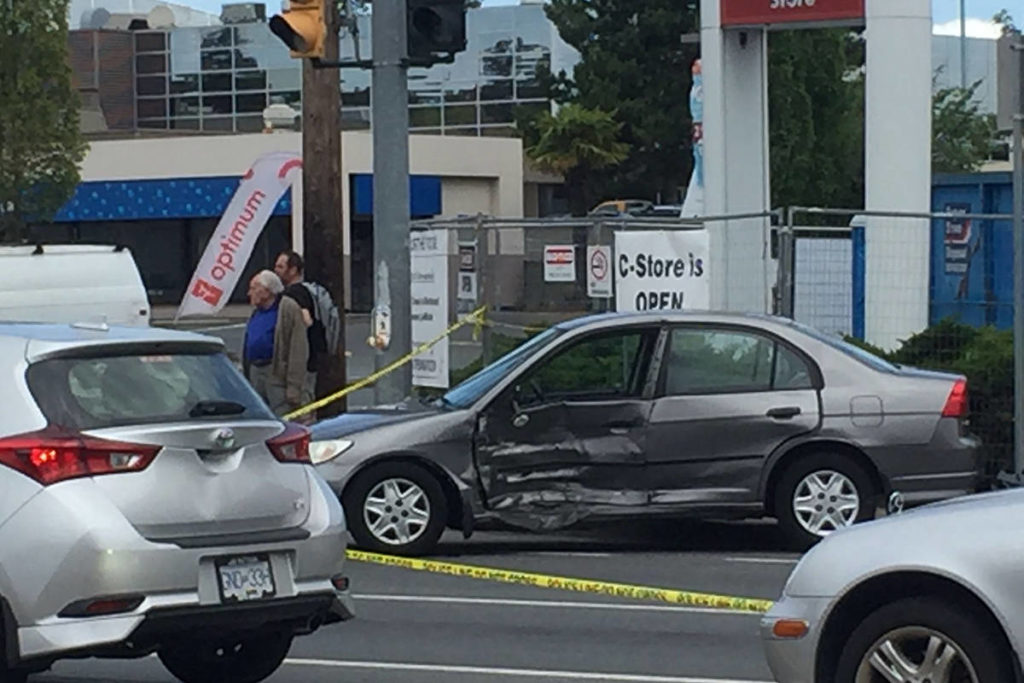 Four charges approved in Saanich hit and run that left woman in coma