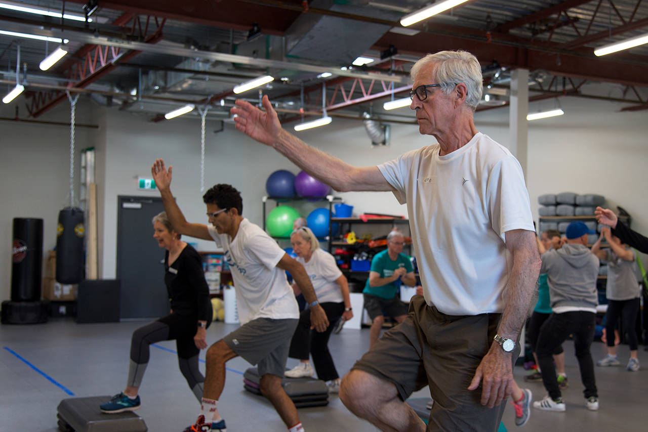 Parkinson's wellness centre opens in Victoria