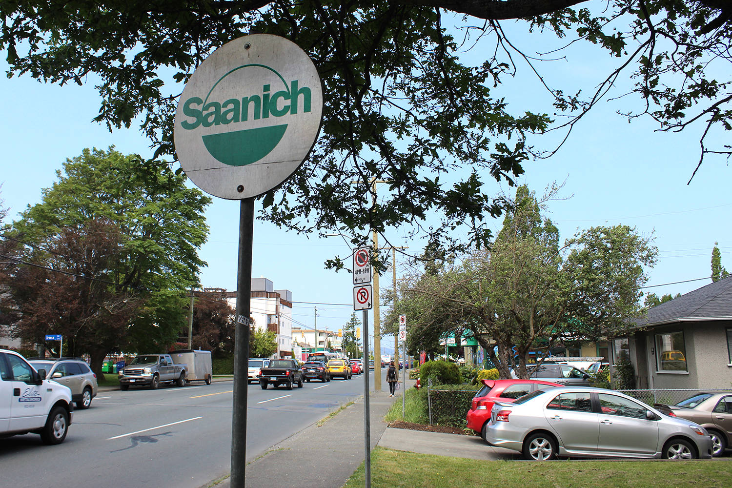 Saanich draft climate plan includes community, corporate actions to reduce carbon emmissions