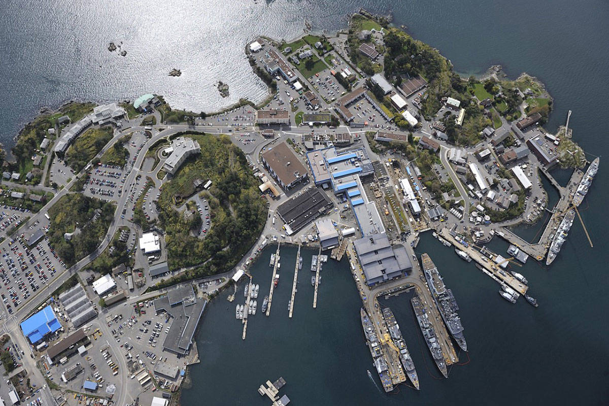 CFB Esquimalt sounds the alarm for Great B.C. ShakeOut with Mass Notification System