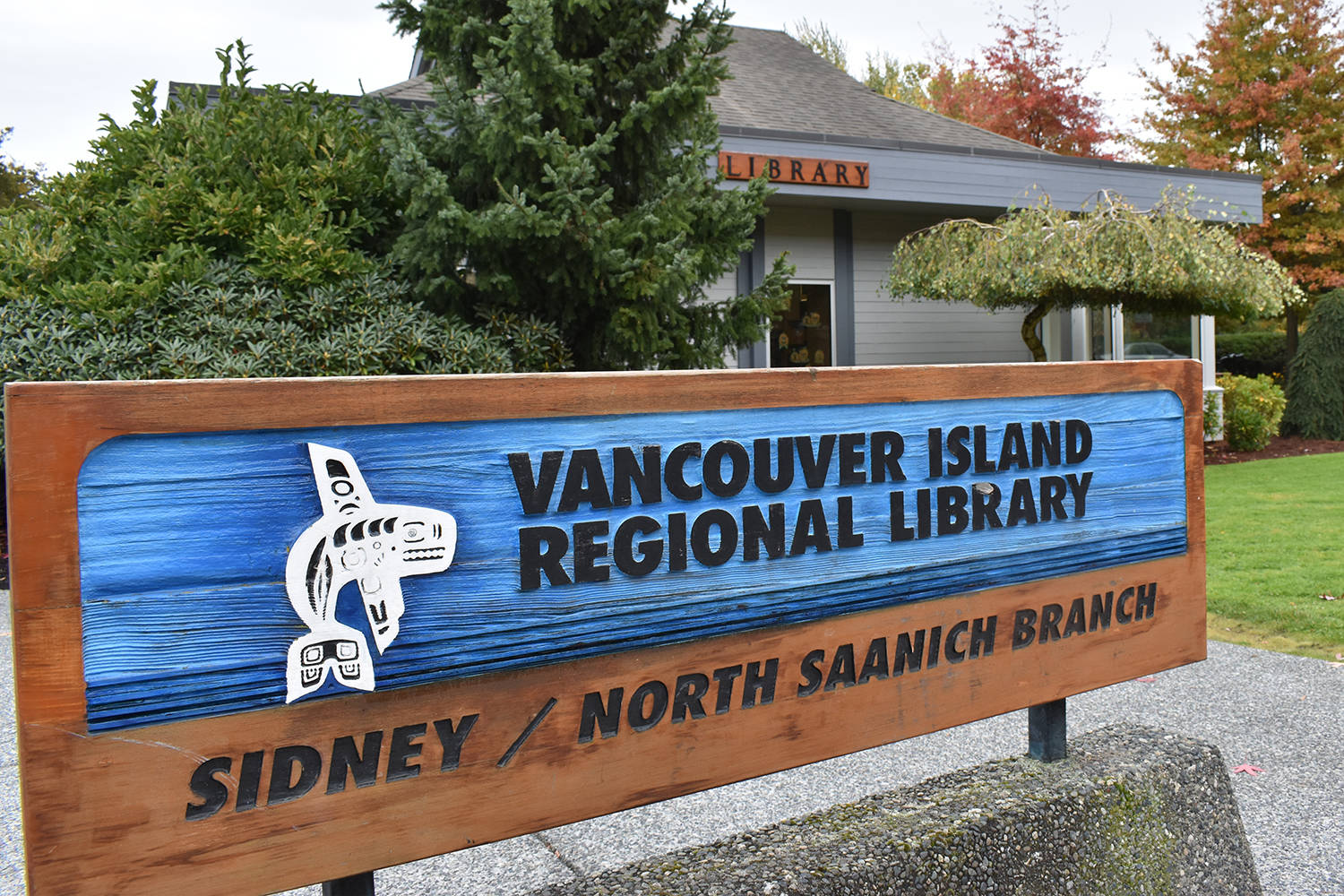 Sidney wasn't and isn't considering leaving current library system, says mayor