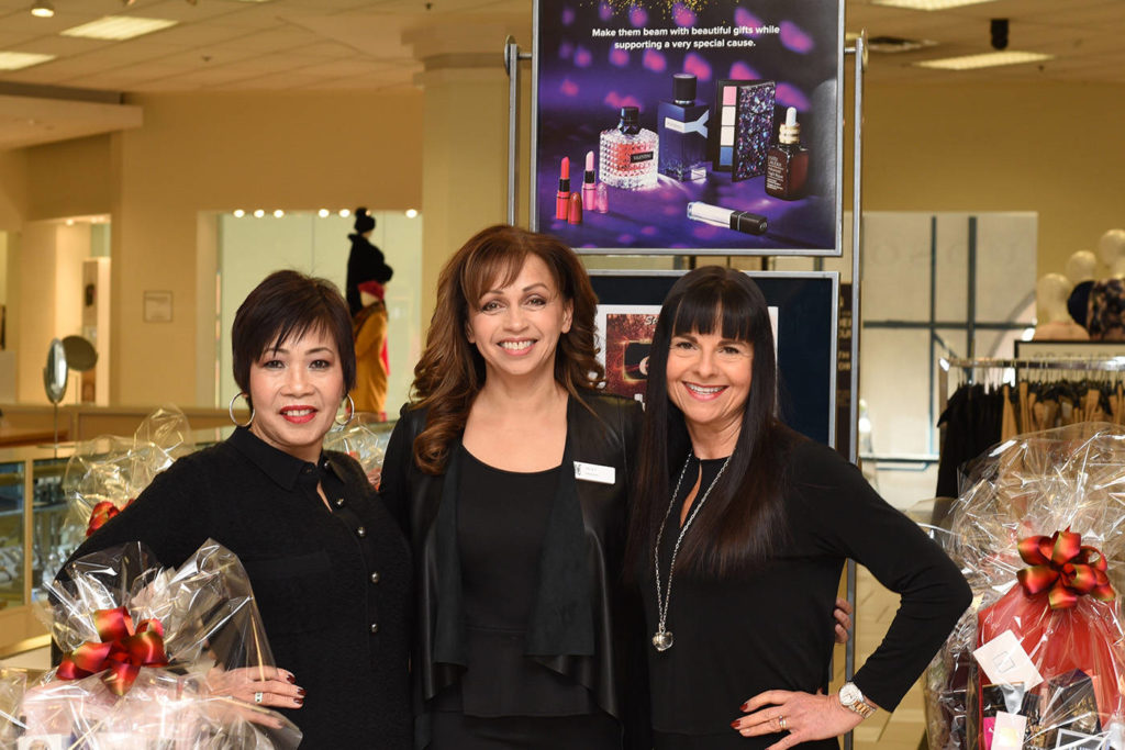 Unwrap the glam and make someone shine at the Hudson's Bay - Victoria News