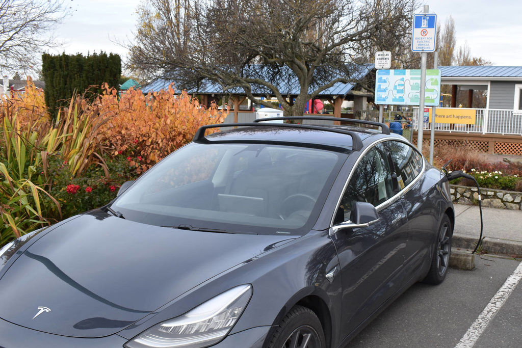 Expert says Sidney appears on track with plans for EV charging infrastructure - Victoria News