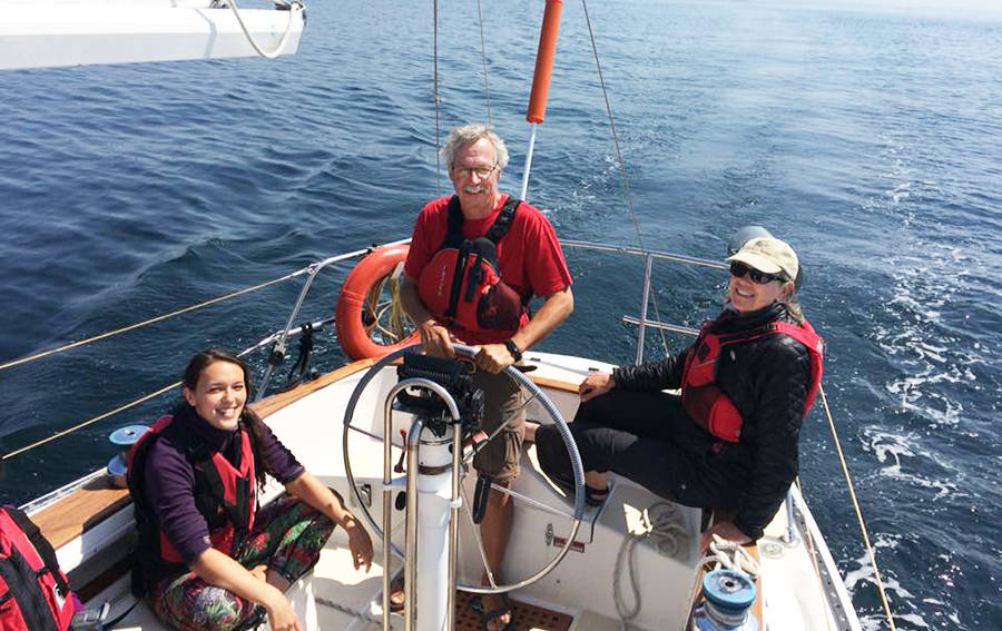 Sooke Sailing Association sets course for the future