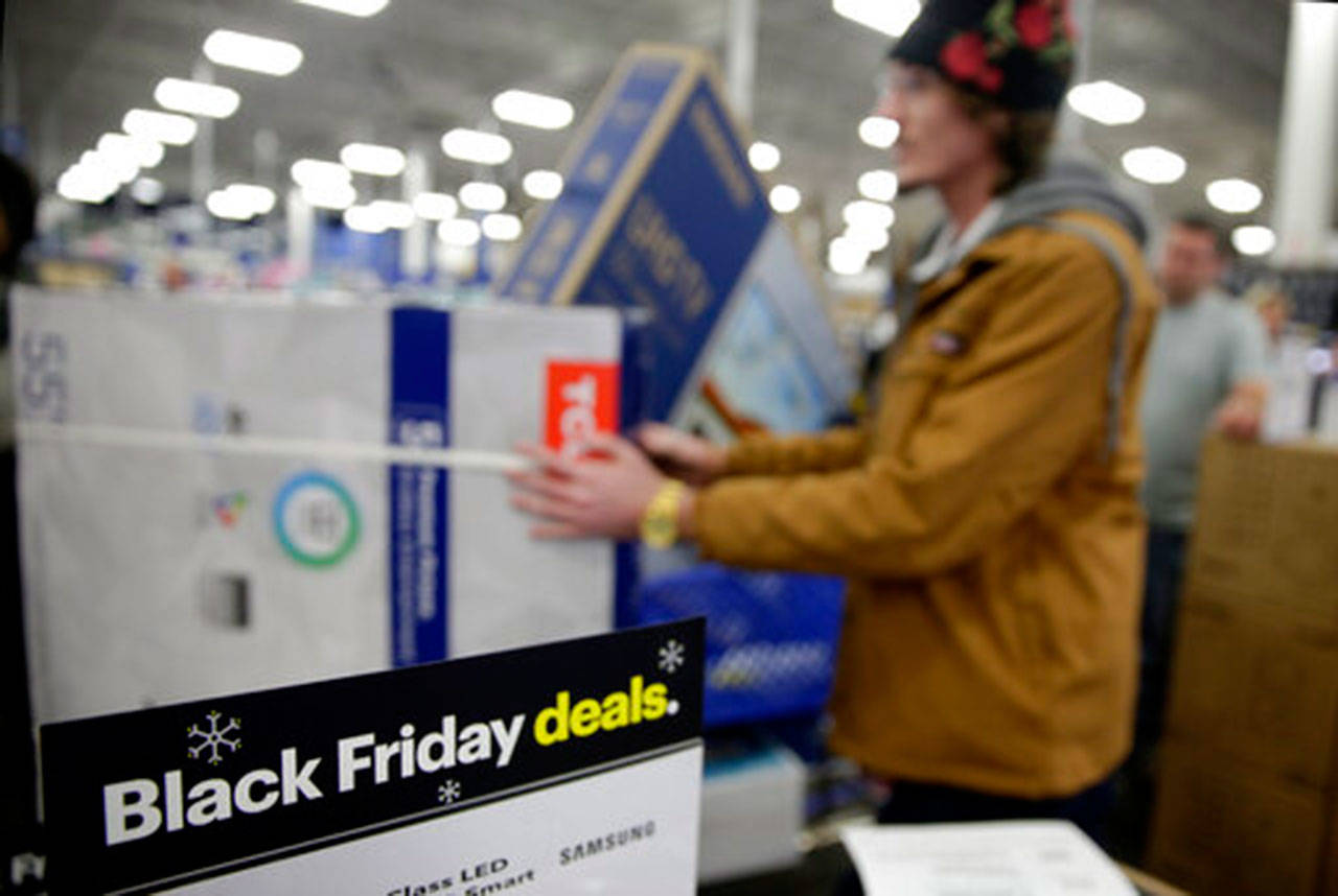 Why is it called 'Black Friday' anyway? – Victoria News