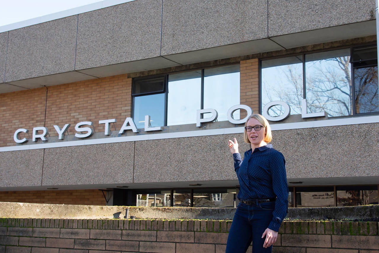Victoria council candidate brings forward Crystal Pool petition