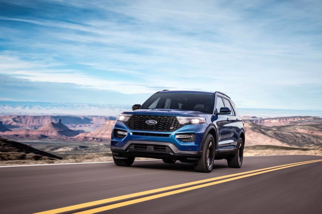 What you should know: 2020 Ford Explorer