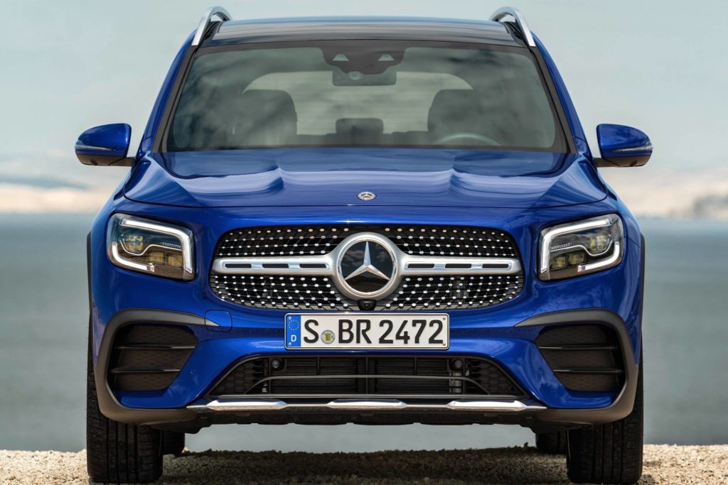 Mercedes is flooding the upscale-compact-utility-vehicle market