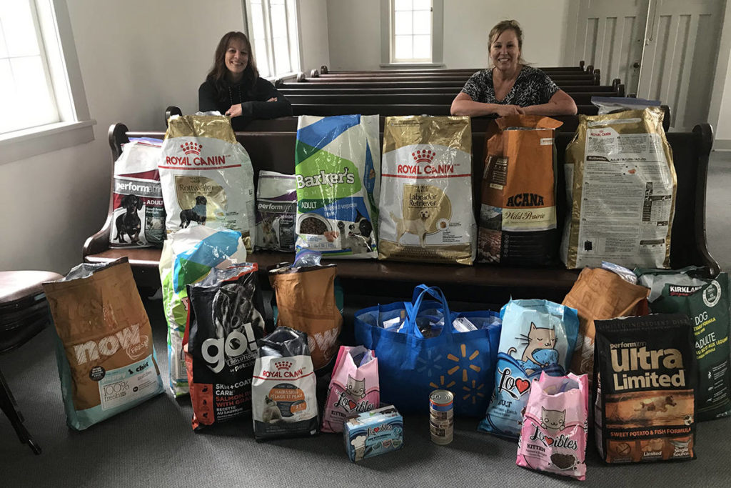 Furry-baby food bank launches in Sooke