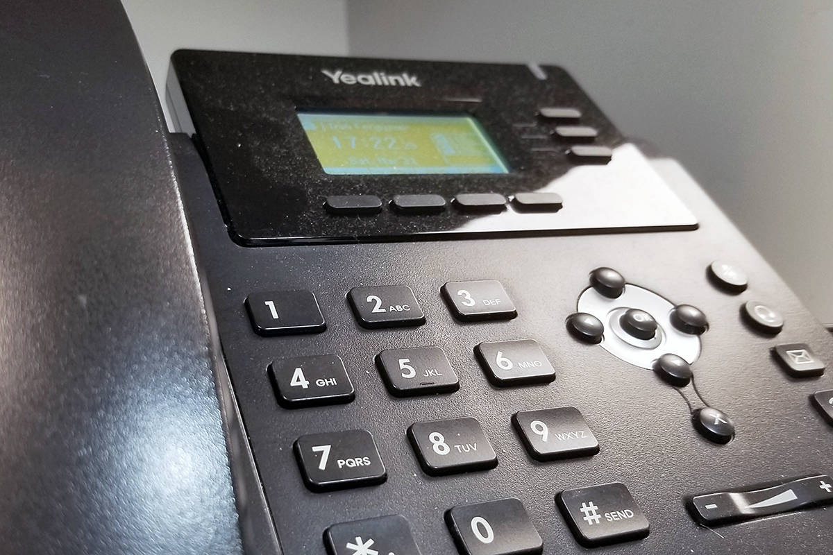 Updated Cra Scammers Reported Spoofing Greater Victoria Police Phone Numbers Victoria News