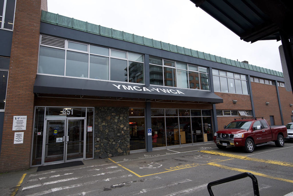 Victoria's YMCA-YWCA reopening with new app, membership structure