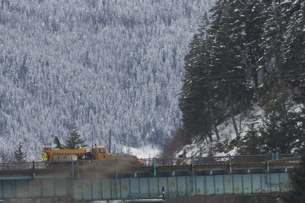 Weather Warning Issued For B C Mountain Passes Victoria News