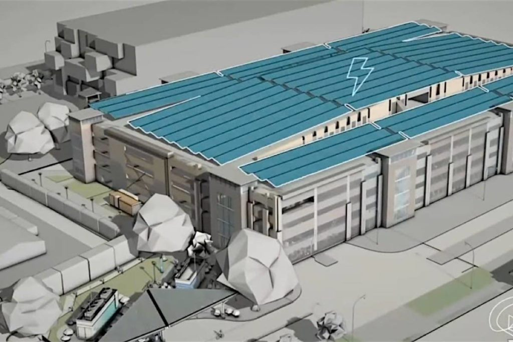 UBC parkade project to use solar energy for #hydrogenvehicles